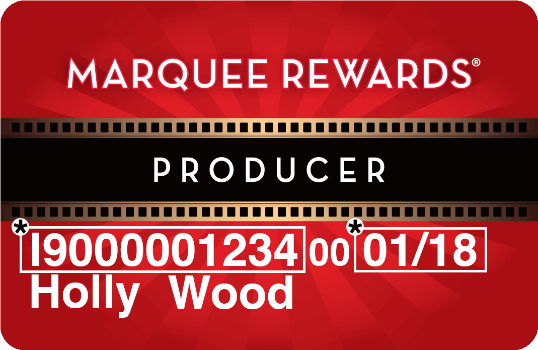 Marquee Rewards Card